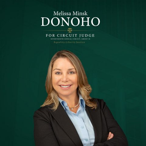 Donoho For Judge